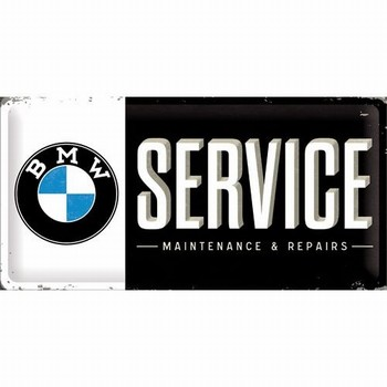 BMW Service maintenance en repairs relief  50 x 25 cm