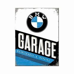 BMW garage magneet 8 x 6 cm