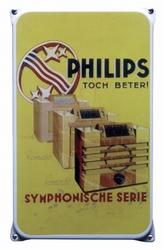 Philips Syphonische serie 33 x 20 cm