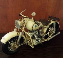 Motor wit duo zitter 30 x 10 cm
