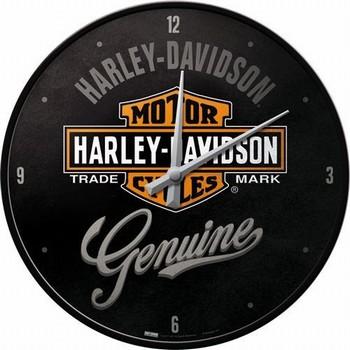 Harley Davidson Genuine klok
