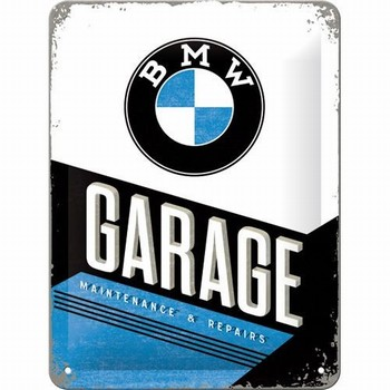 BMW Garage relief