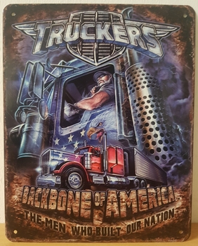 Truckers backbone of america