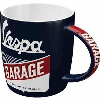 Vespa Garage mok