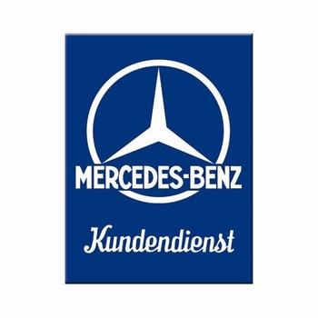 Mercedes Benz kundendienst magneet