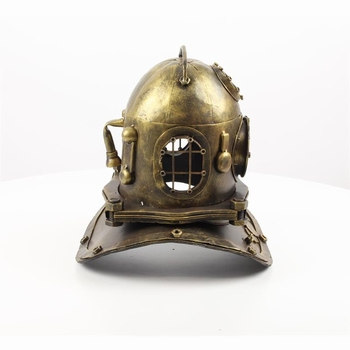 Diving duik helm metalen model