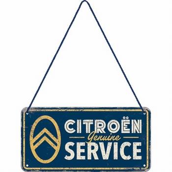Citroën genuine service hanging sign