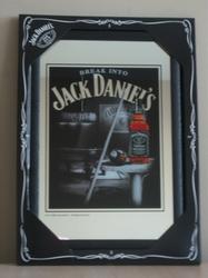 Spiegel Jack Daniels Pool hall