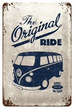 Volkswagen VW The original ride relief