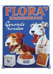 Flora  50 x 40 cm