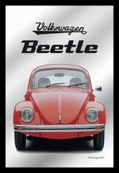 Volkswagen vw beetle spiegel  30 x 20 cm