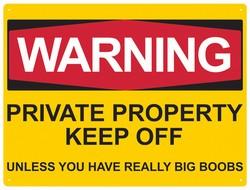 WARNING BIG BOOBS -