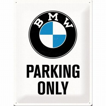 BMW Parking only relief wandbord