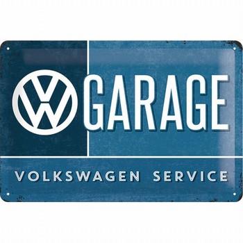 Volkswagen VW Garage  service Reliëf