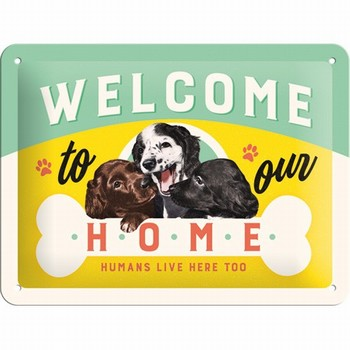 Welcome to our home honden