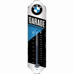 BMW Garage thermometer metaal