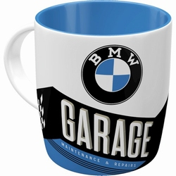 BMW Garage mok