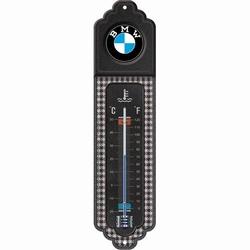 BMW Thermometer logo pepita metalen thermo
