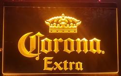 Corona extra gele led lamp verlichting