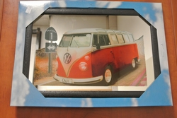 Volkswagen T1 bus spiegel