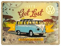 Volkswagen VW get lost relief