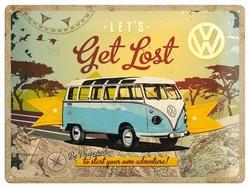 Volkswagen VW get lost relief
