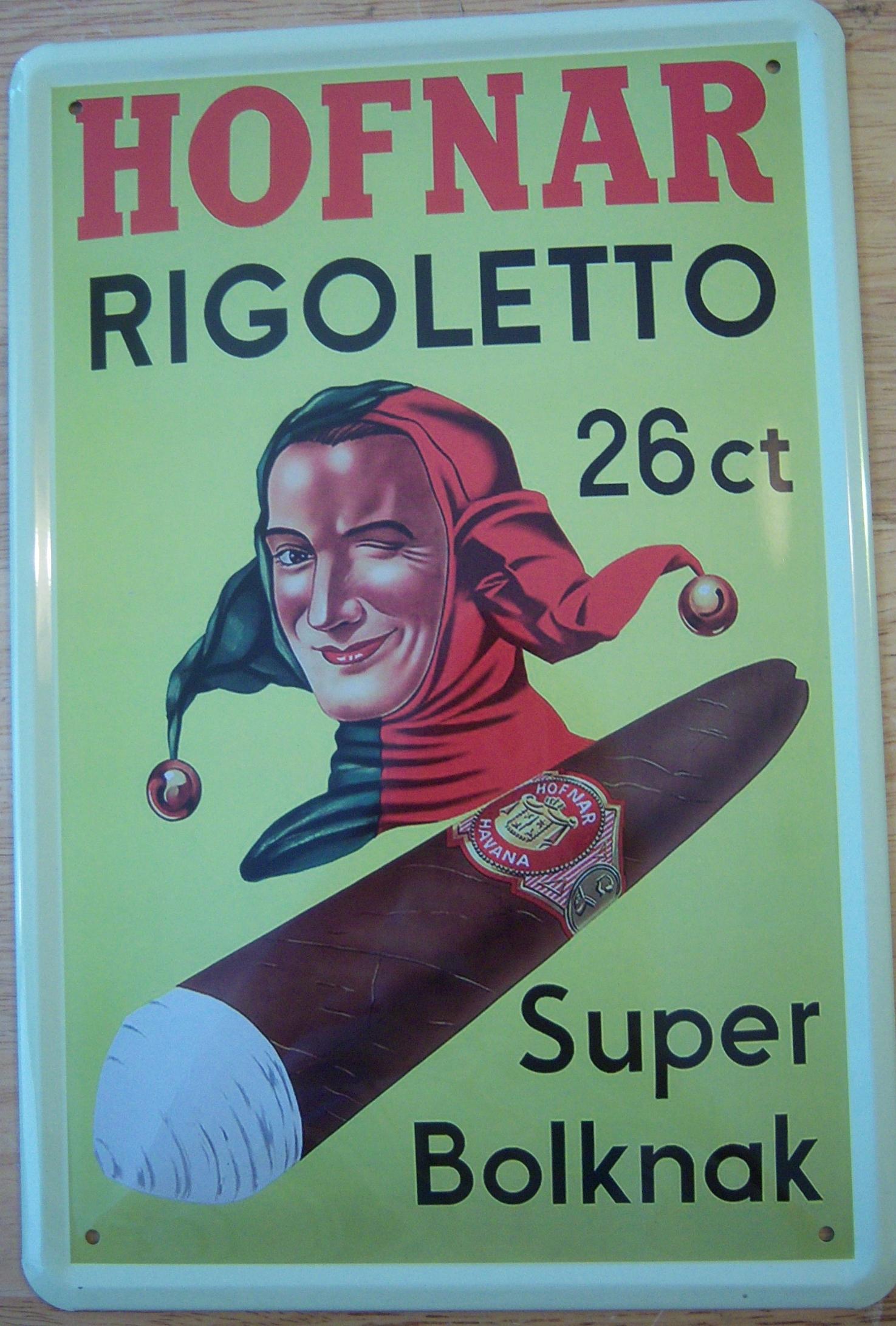 Sigaretten en shag